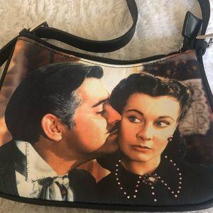 Handbags - Gone with the wind rhinestone studded purse